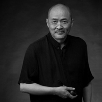 Chen Shao Hua (China)  - Designer of the CI of Beijing Olympics