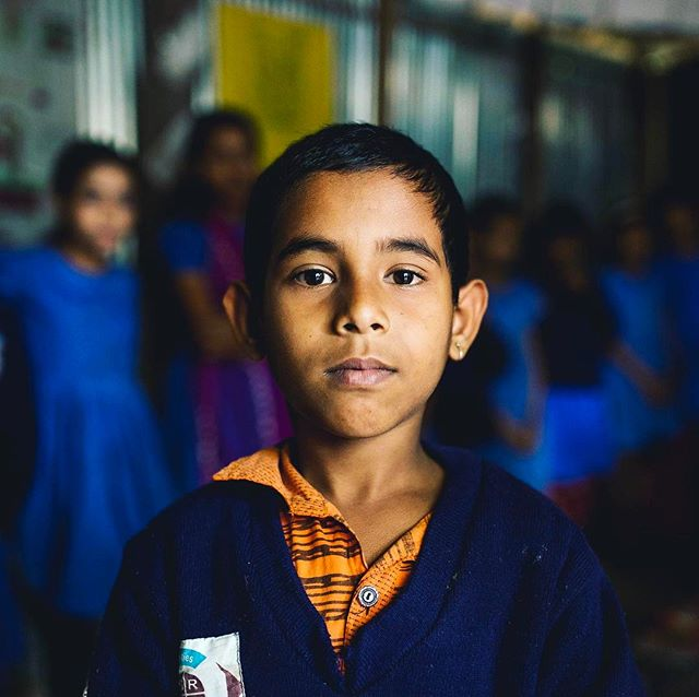 Reedoy is a student in one of our schools. Watch a video about him in our IG bio! #hrdp #bangladesh #education #nothingisordinary #change