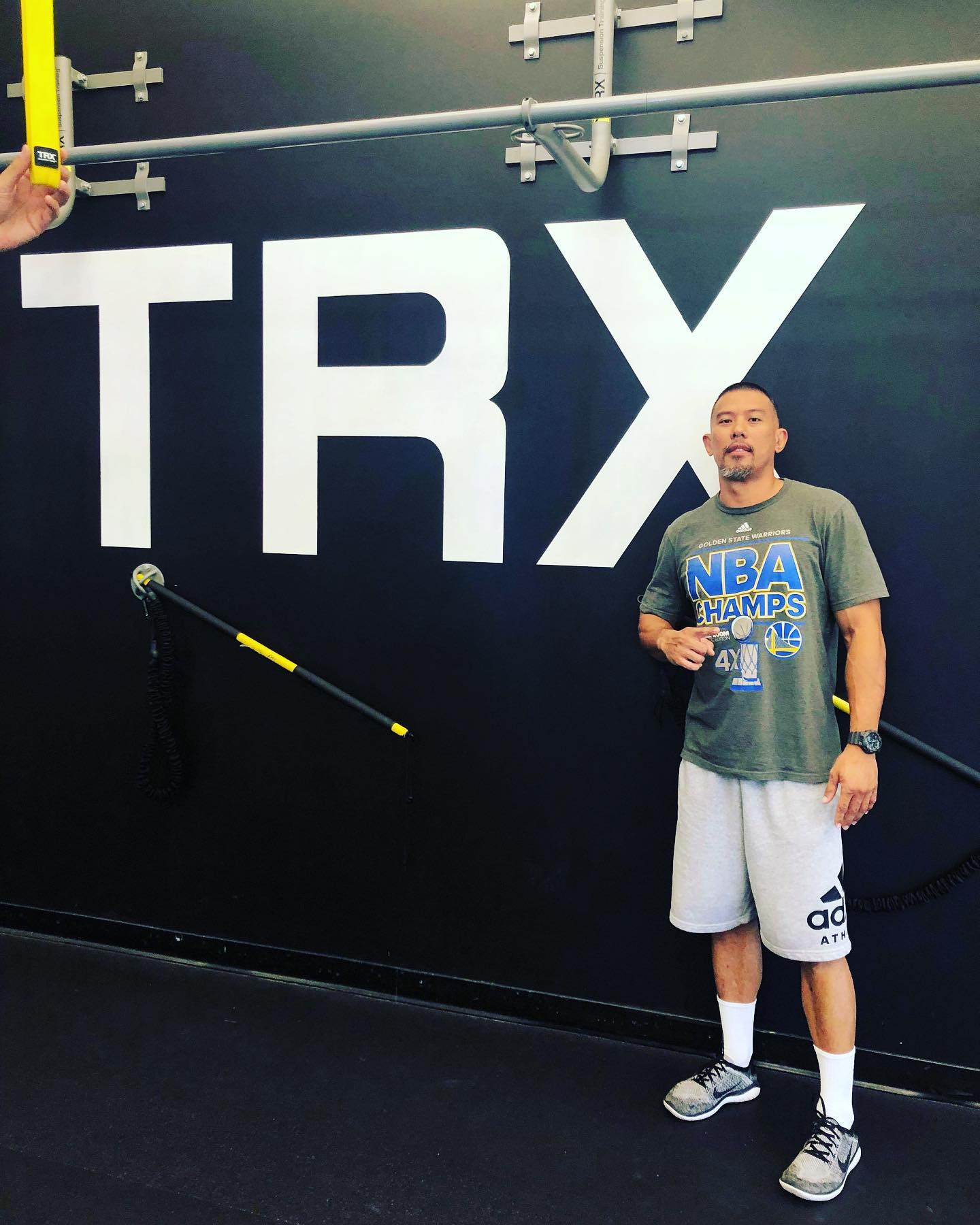 Mark Jumuad - Coach MJ is no newbie when it comes to fitness. He started CrossFit in 2010. A few years later MJ moved back to The Philippines. In 2014 MJ and some friends opened up Stayfit Cebu. Coach MJ comes to us with a wealth of knowledge.TRX certification 2019