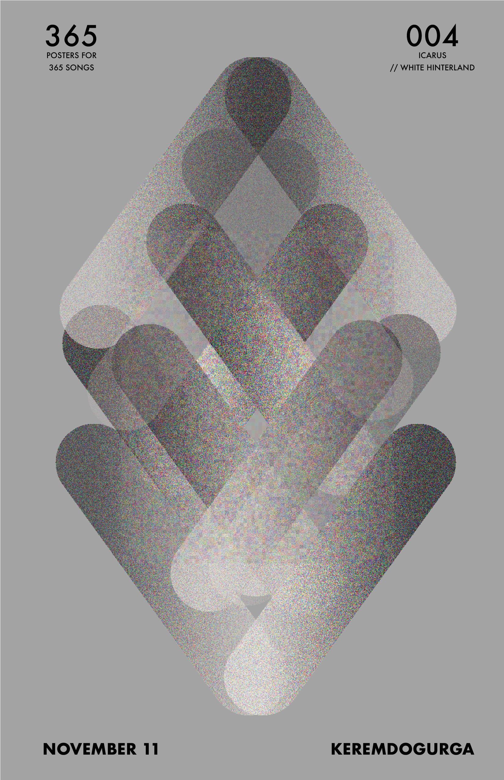 004 Icarus // White Hinterland