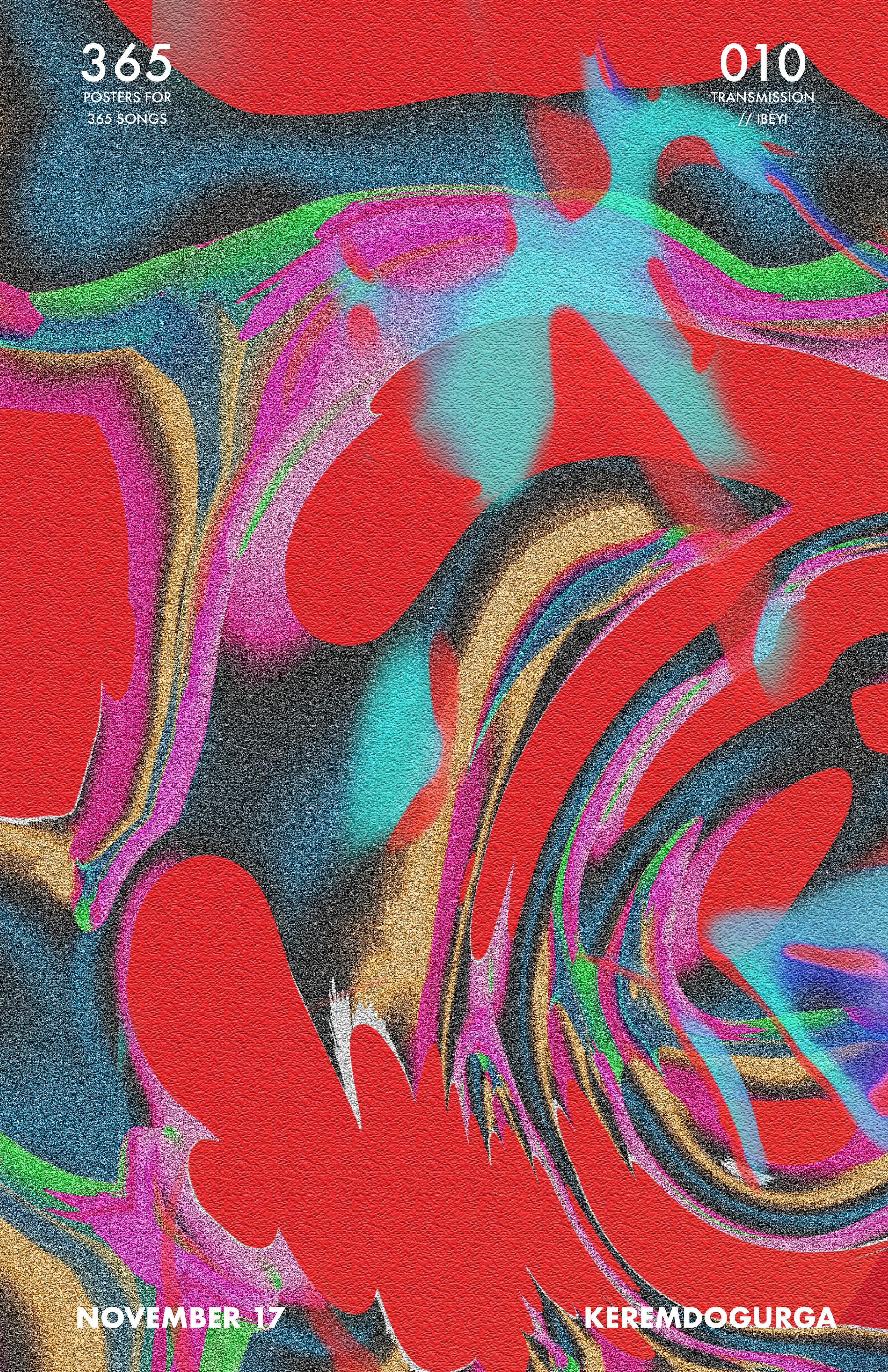 010 Transmission // Ibeyi