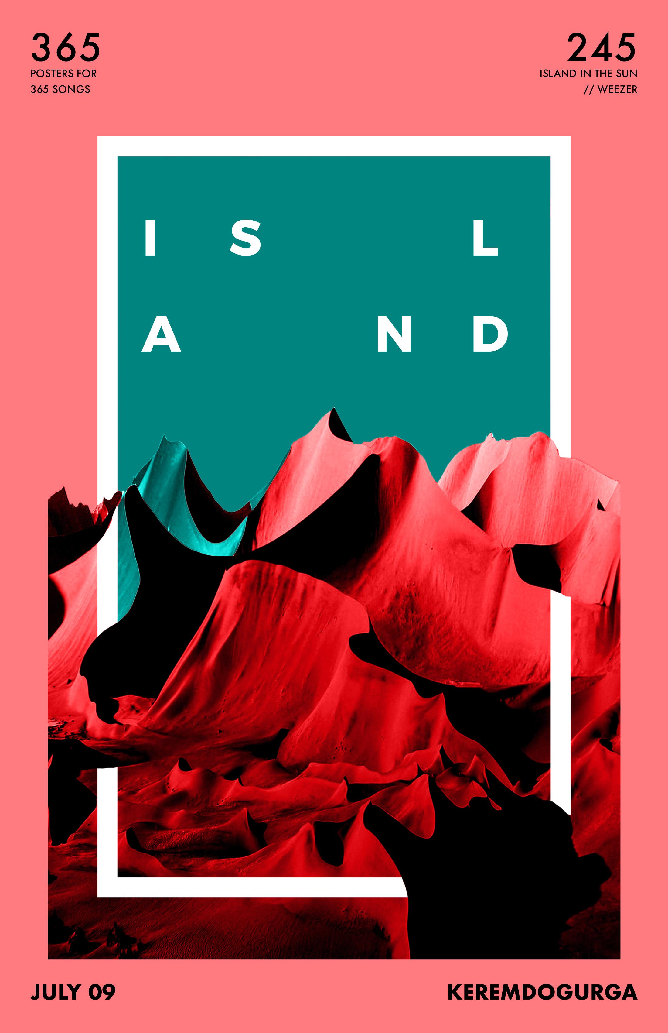 245 Island In The Sun // Weezer