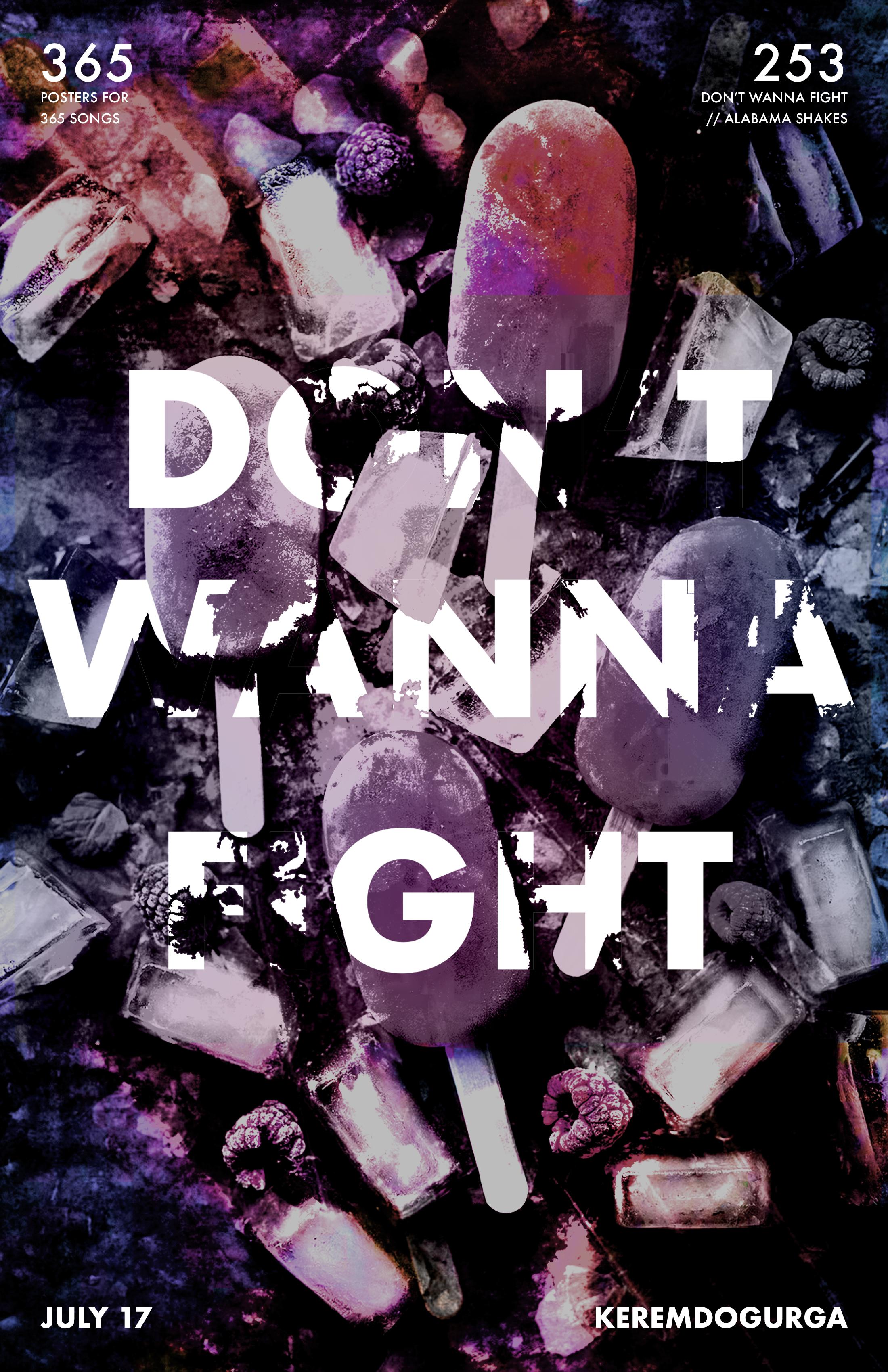 253 Don't Wanna Fight // Alabama Shakes