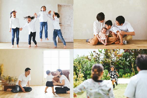 - 《完全貸切で人目を気にせずゆとりのある撮影》他の人の目線を気にせず、子どもたちは全力で泣いて笑って走って!周りを気にして静かにしなきゃ、撮影時間が・・なんて気にする必要はありません。広いお庭ももちろん撮影する家族だけ。みんなで撮影終わりに「楽しかったね〜」と撮影自体が楽しい思い出に。