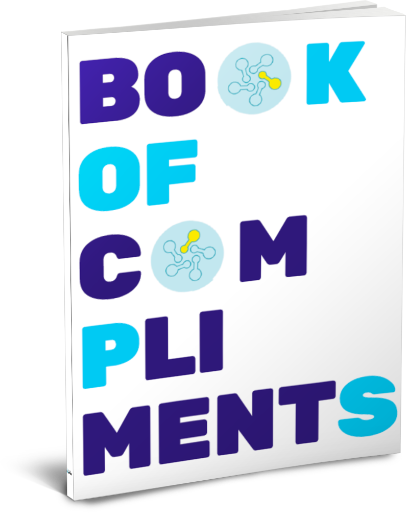 Book of compliments Isabelle Plasmeijer