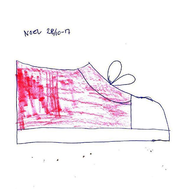 Noel 5 y/o learns how to draw a shoe! #kidsart #howtodraw #kidsactivities #artkids #artist #doodlebugsdrawingschool #mykidsrule