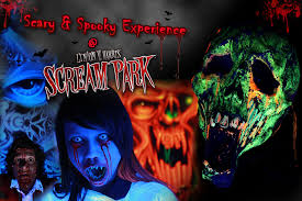 Sunway Lagoon Scream Park -