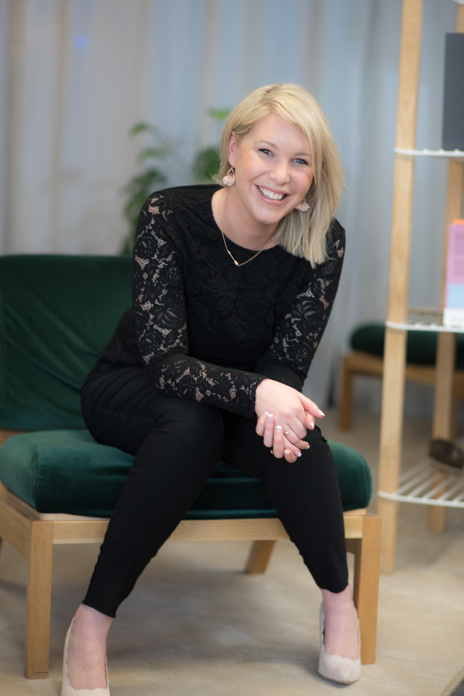 Hannah Delaney, Partner at Delaney & Thorn Public Relations
