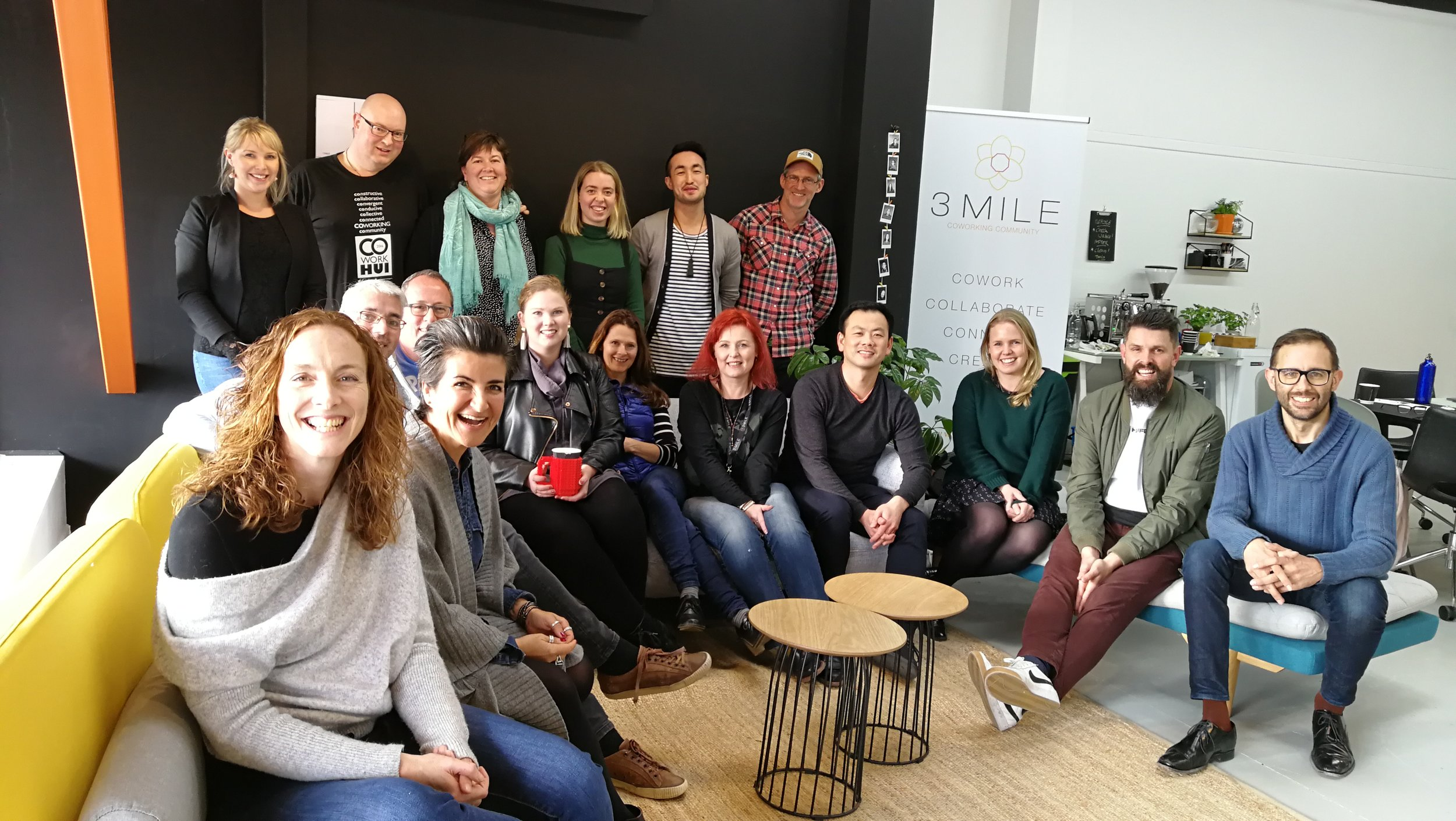 Coworking Association Delaney Thorn Kapiti Collective