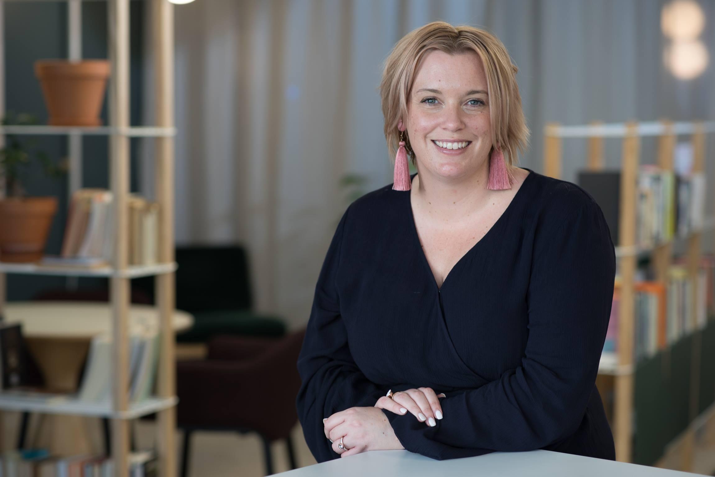 Jacinda Thorn, Partner at Delaney & Thorn Public Relations