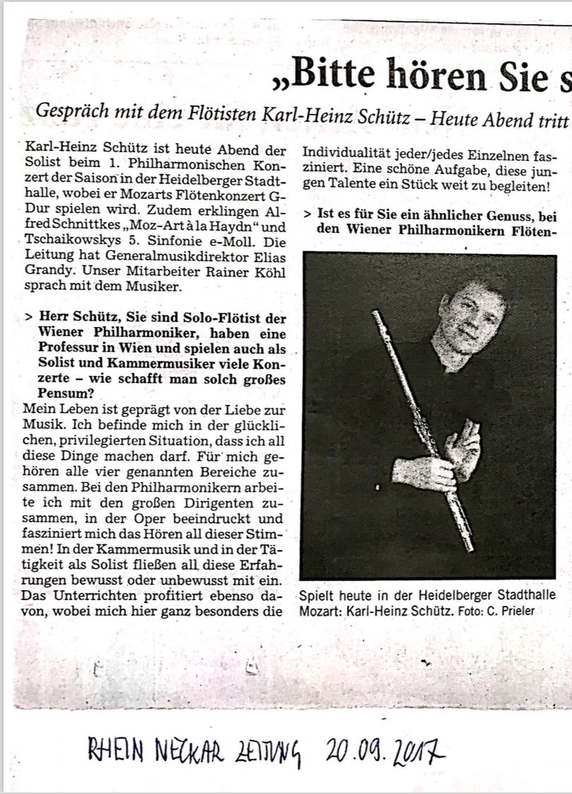 Rhein-Neckar-Zeitung 2017