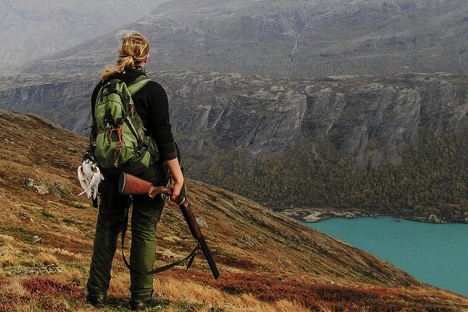 Jakt - Småviltjakt eller storviltjakt – finn ditt draumeterreng i Skjåk.
