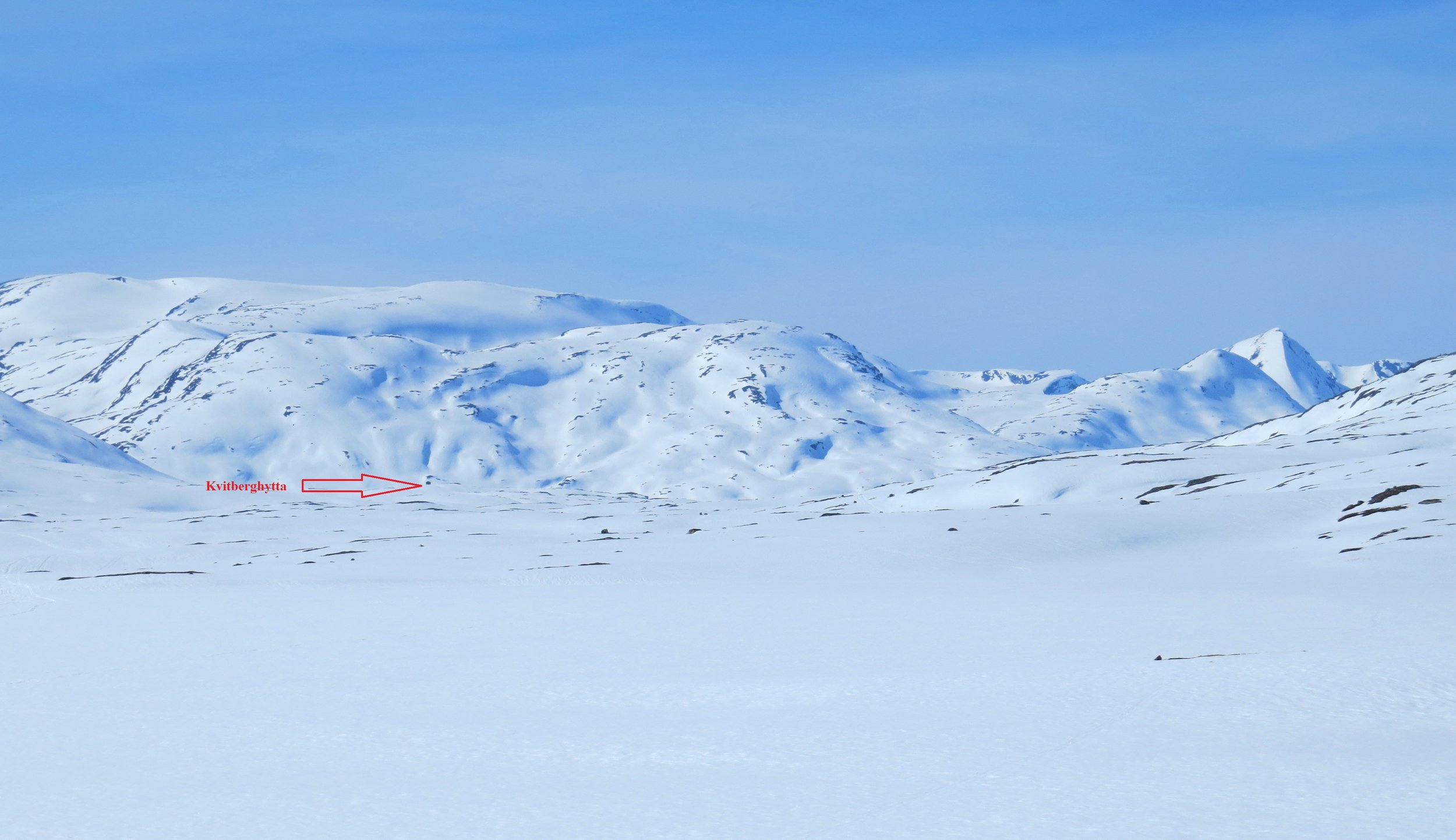 Kvitberghytta Hamsedalen vinter.jpg