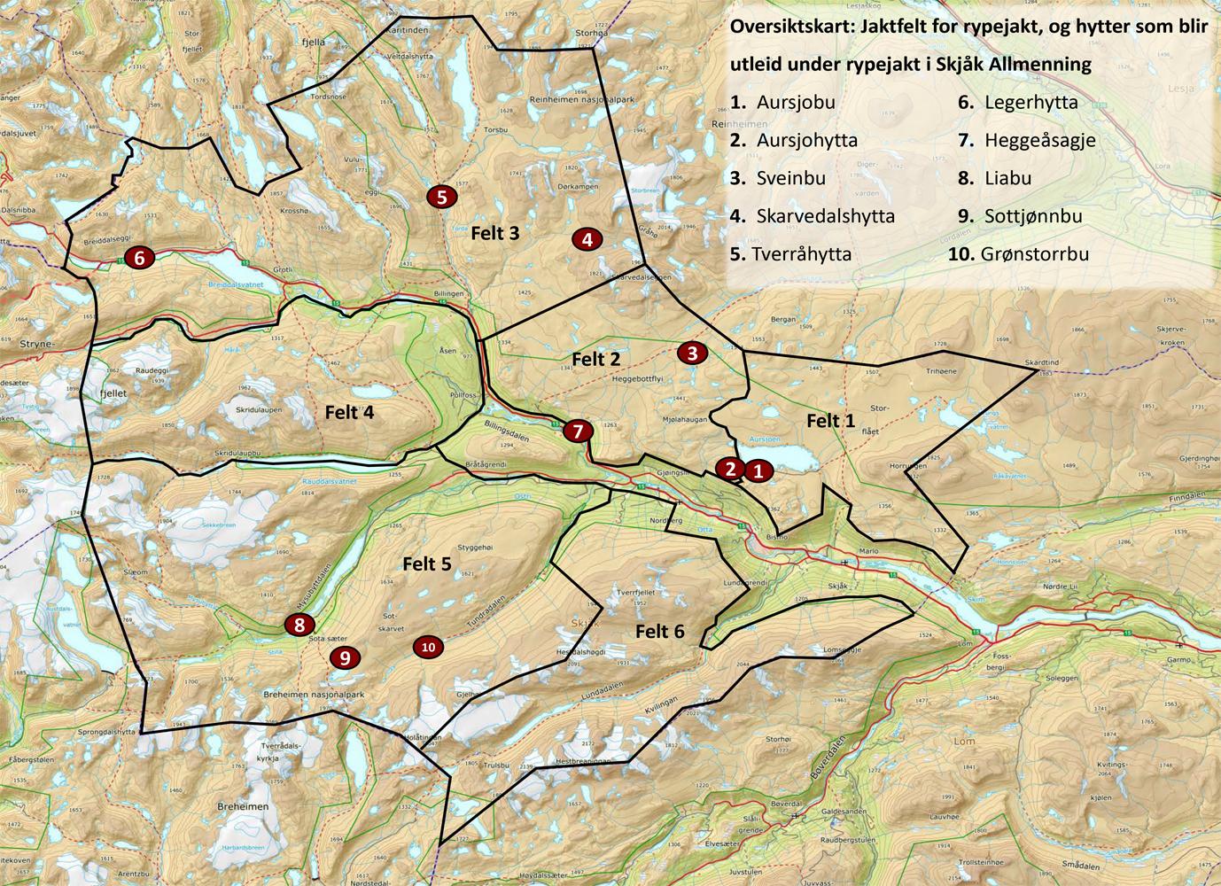 Oversiktskart Rypejakt Skjåk Allmen.jpg