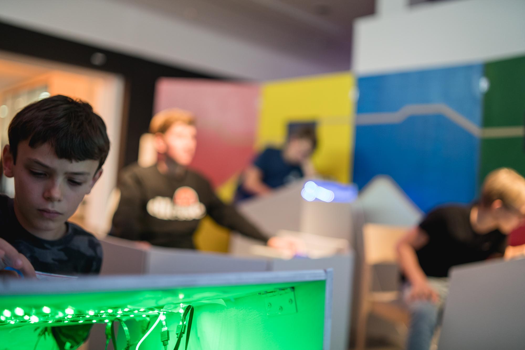 Bild: Max Höller - Next Level - Festival for Games 2018