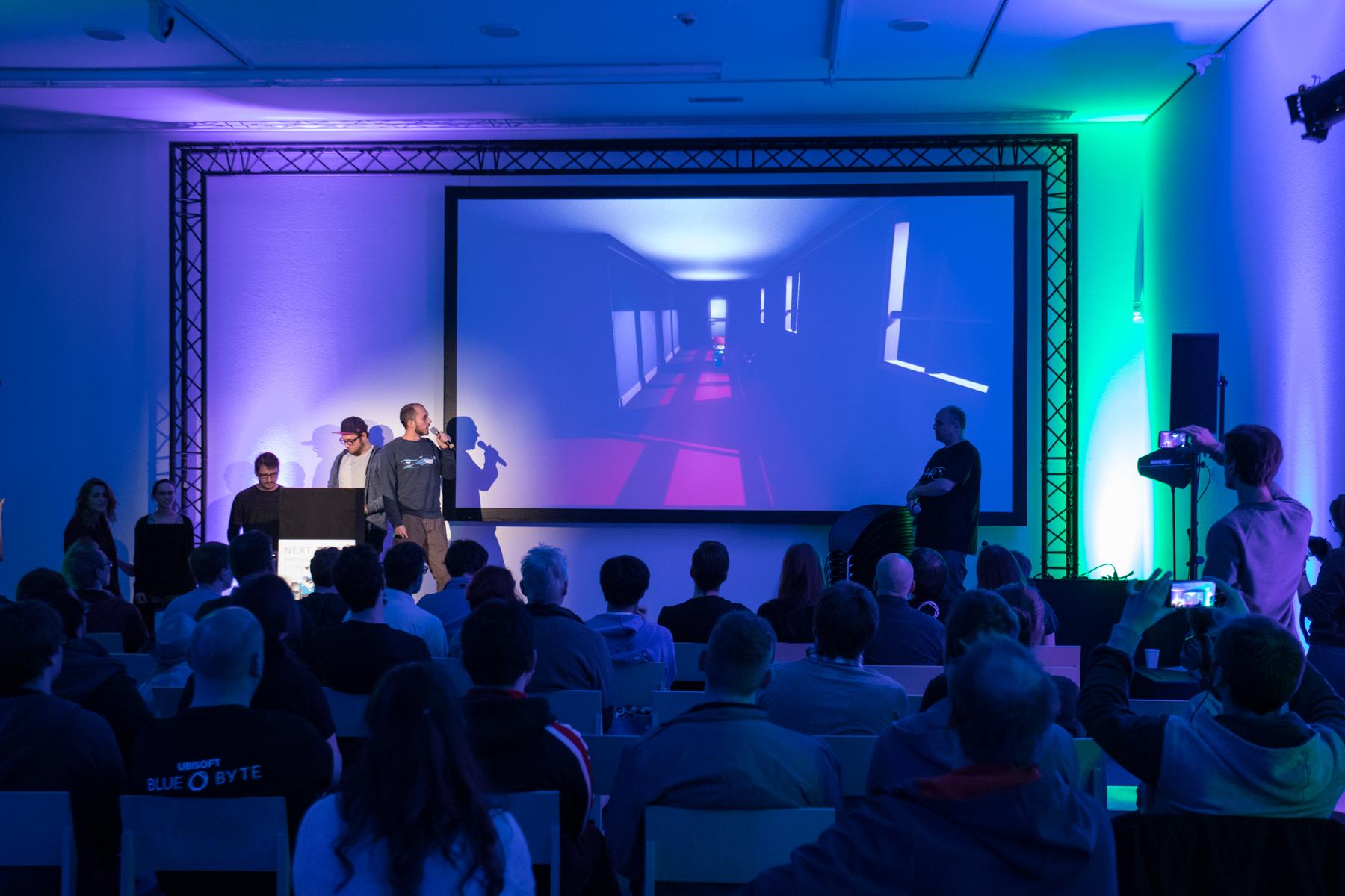 Bild: Robin Junicke - Next Level - Festival for Games 2017