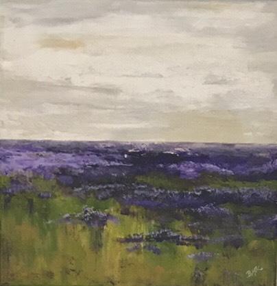 Kentish Lavender Horizon