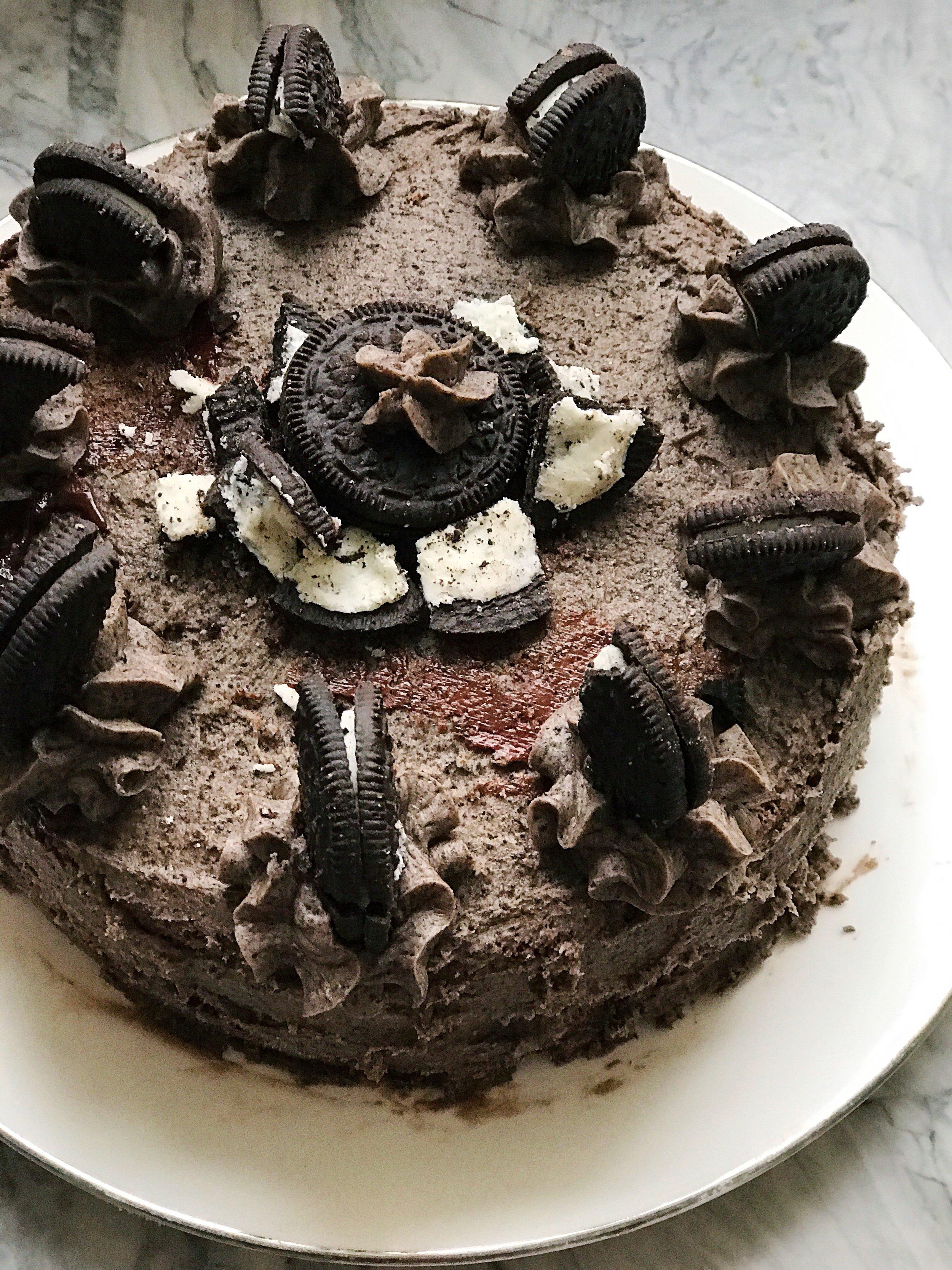 Oreo Cookie Quest Oreo Cake