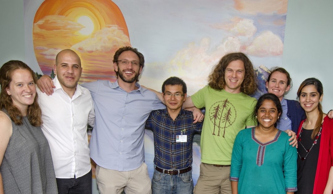 Justin Feinstein and his team at LIBR