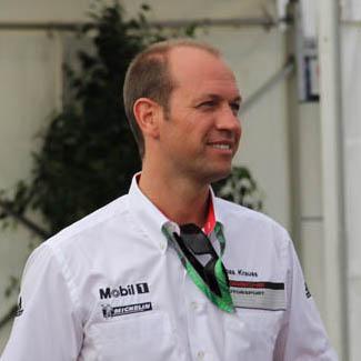 Jonas Krauss Porsche Supercup