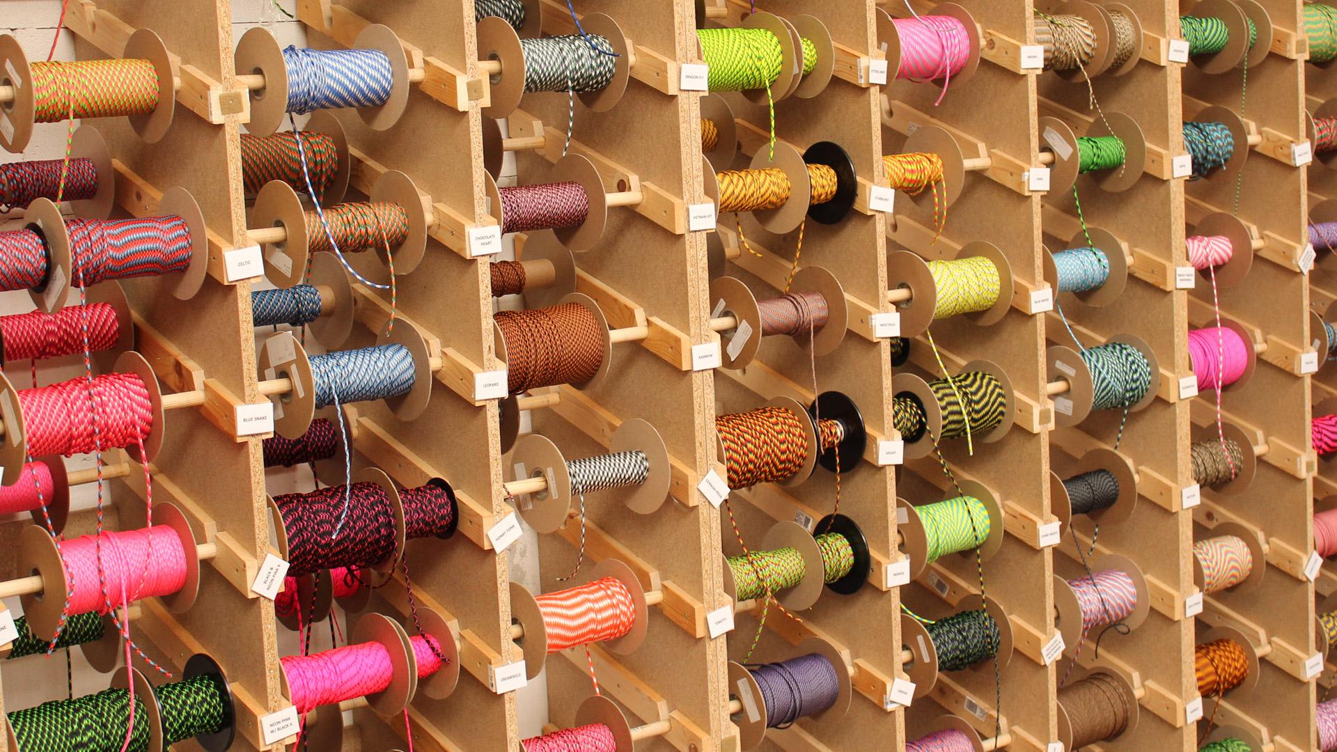 Bunt, bunter Tinker! Aktuell mit ca. 400 verschieden Farben und Mustern