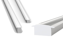 SERIES 2 RECESSED MOUNTED CHANNELS