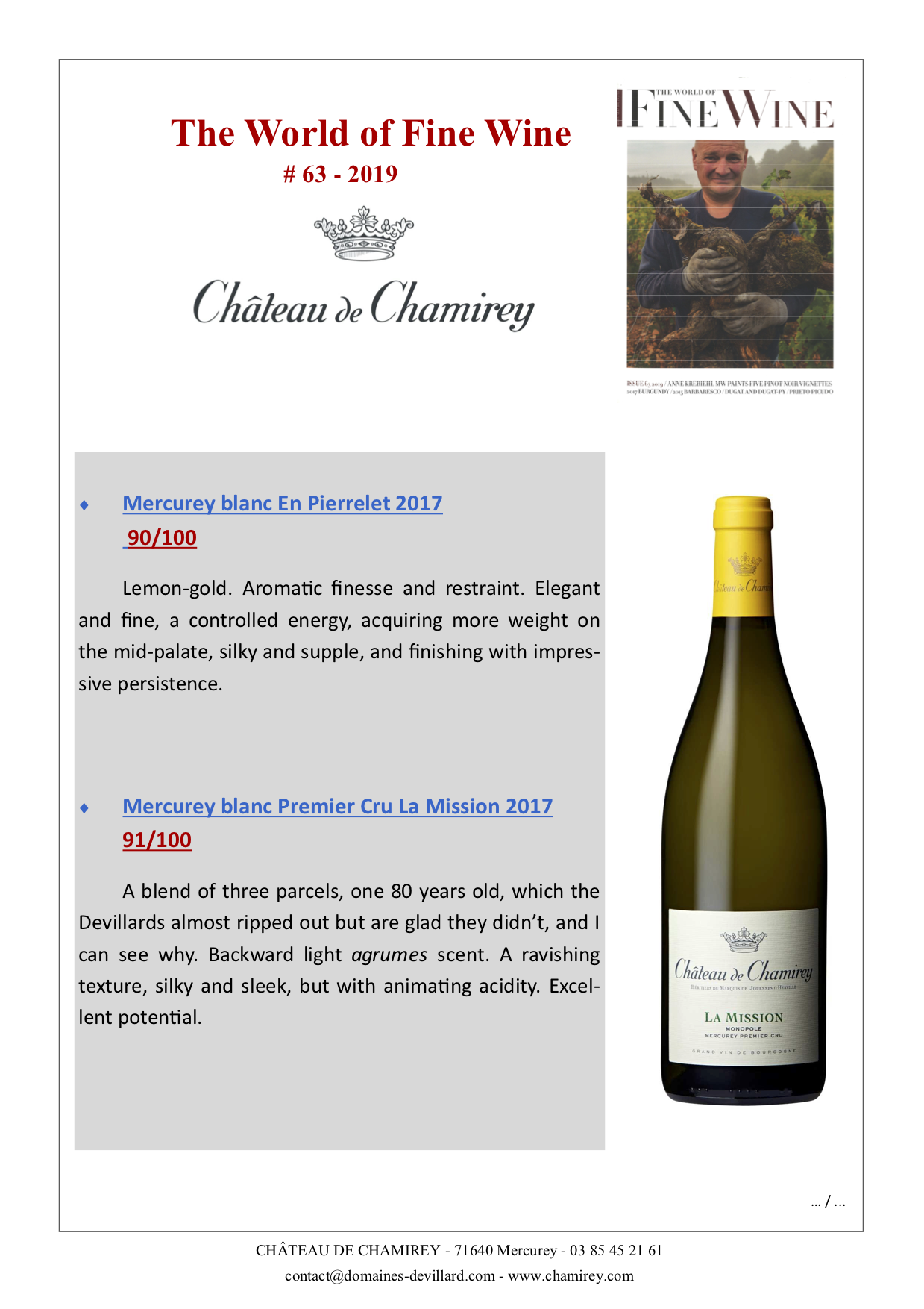The World of Fine Wines_Chamirey 2017.png