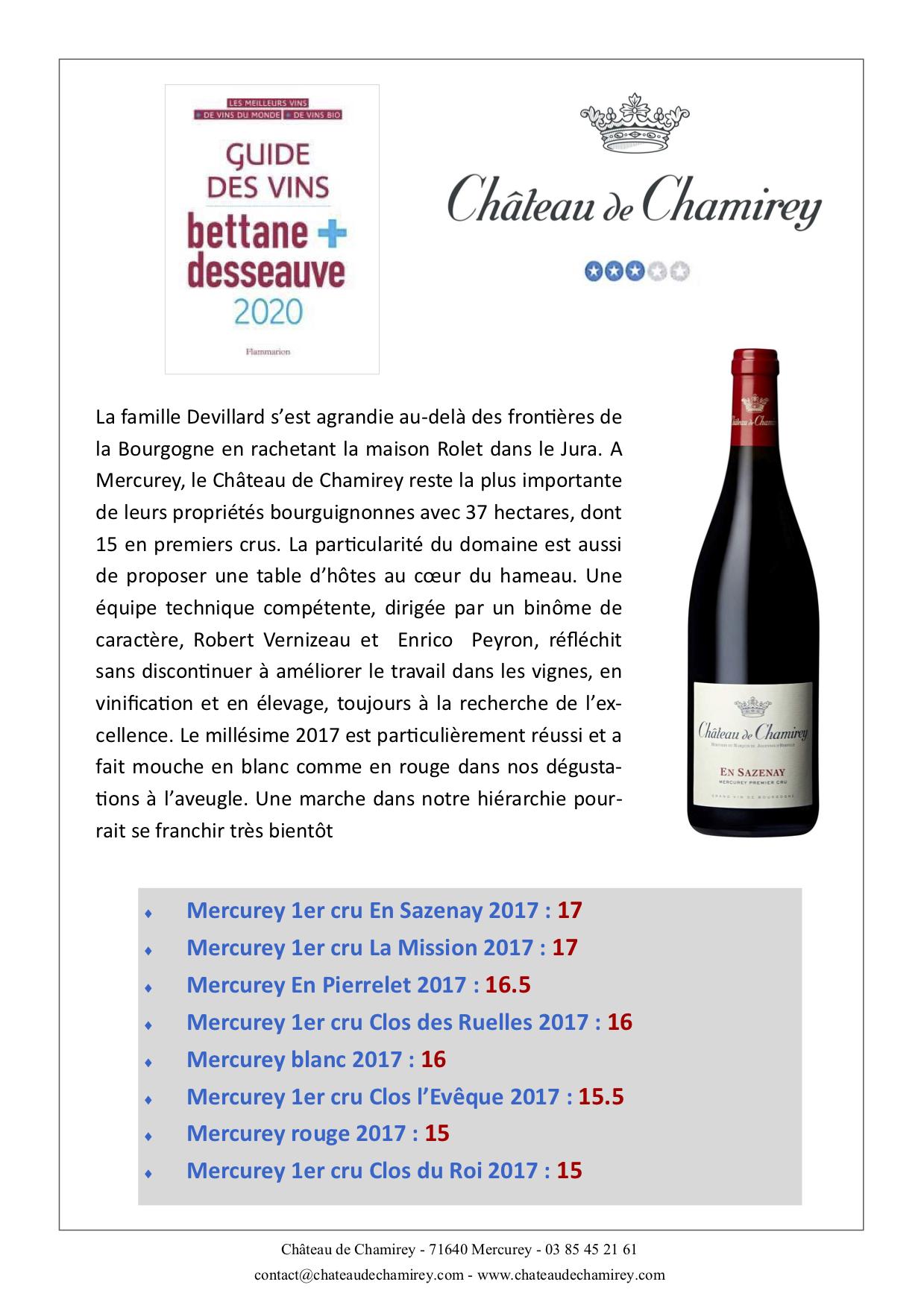 Bettane Desseauve 2020_Chamirey 2017.png