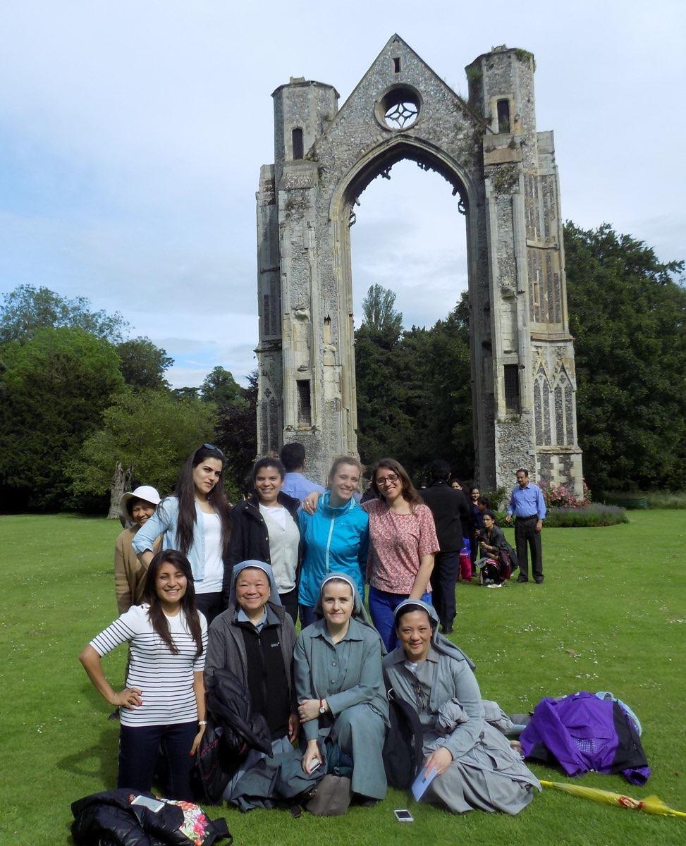 Walsingham trip