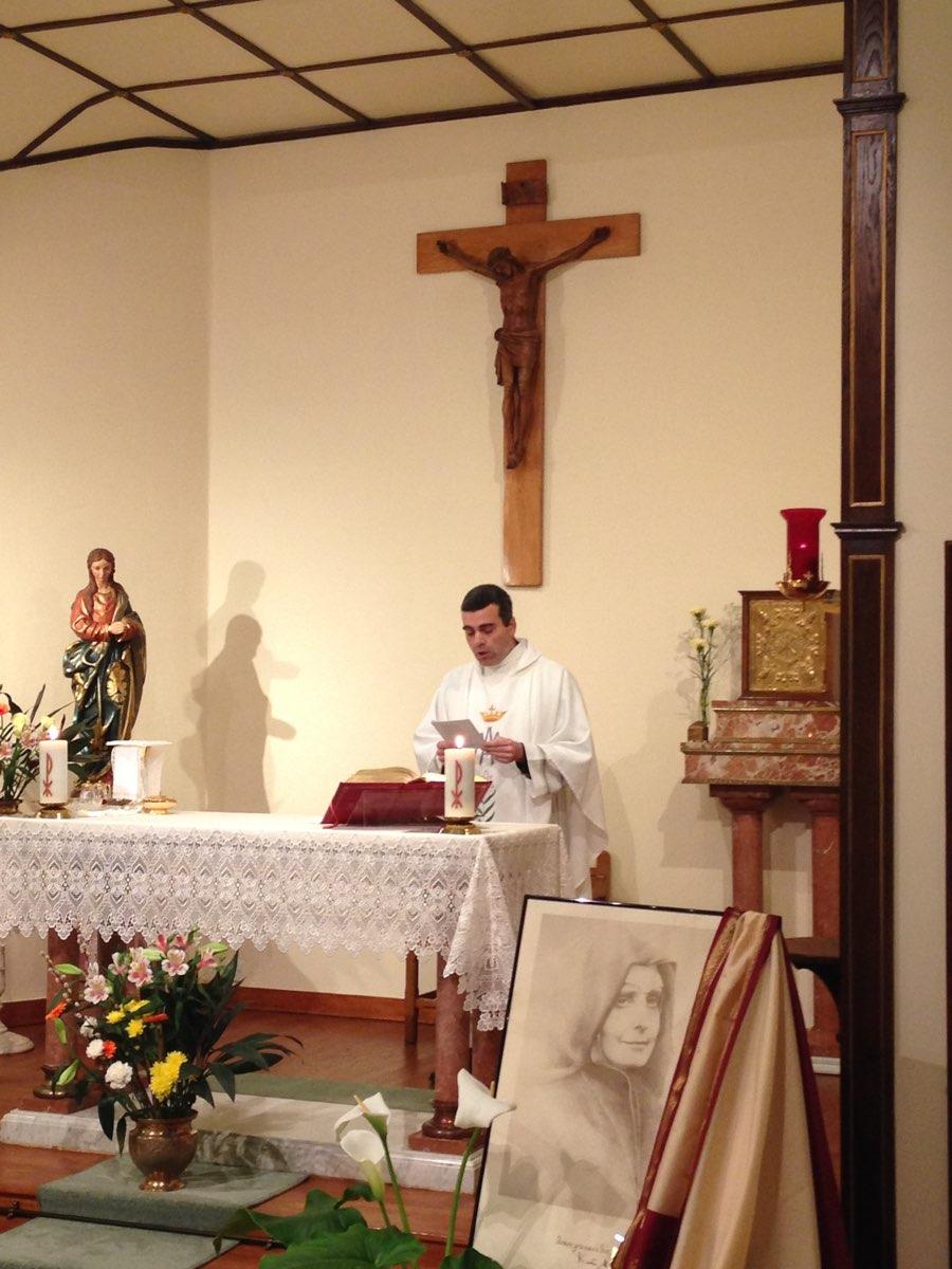 St. Vicenta Maria's celebration