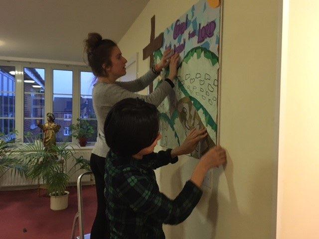 Decorating skills