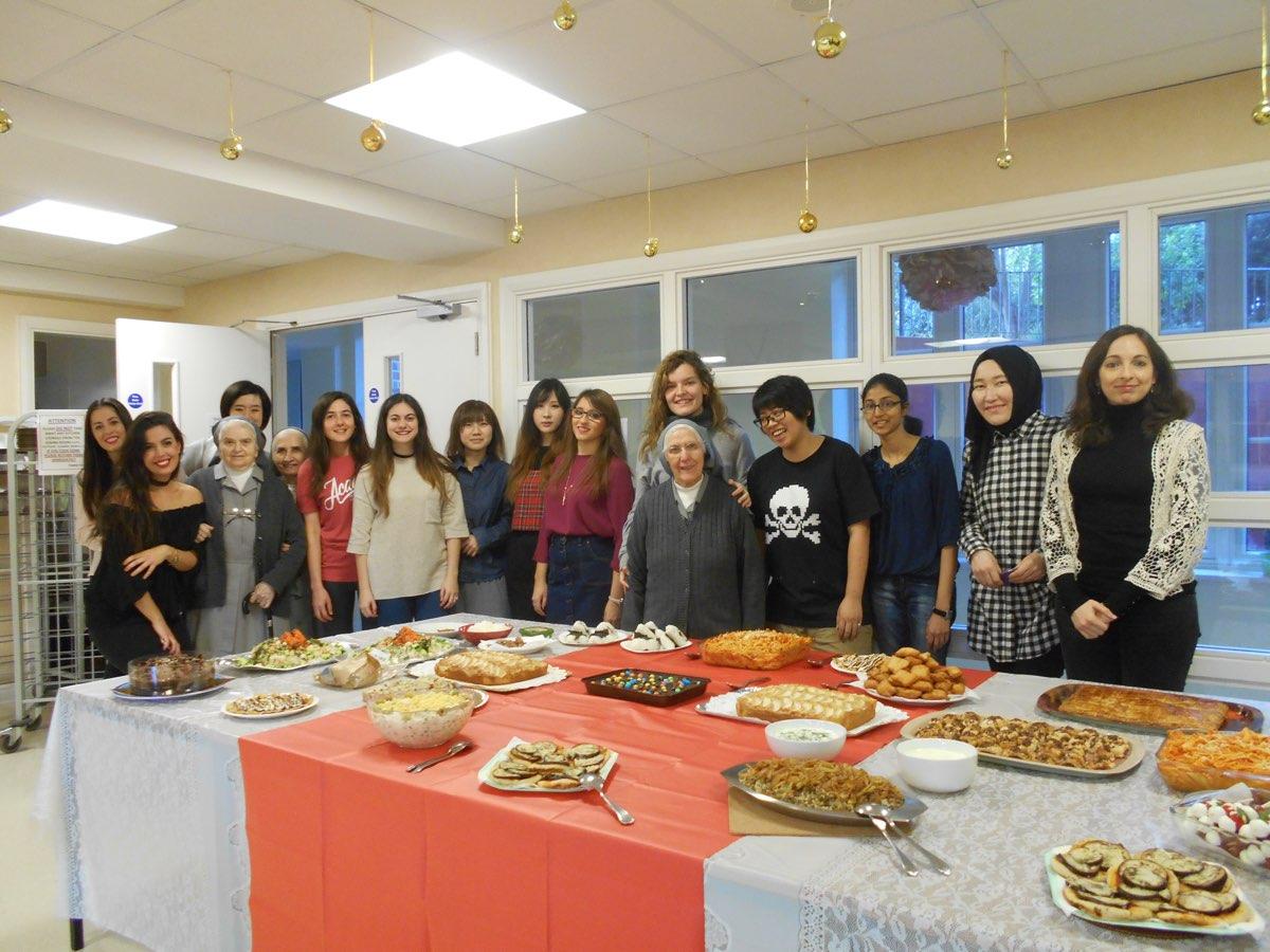 International food share