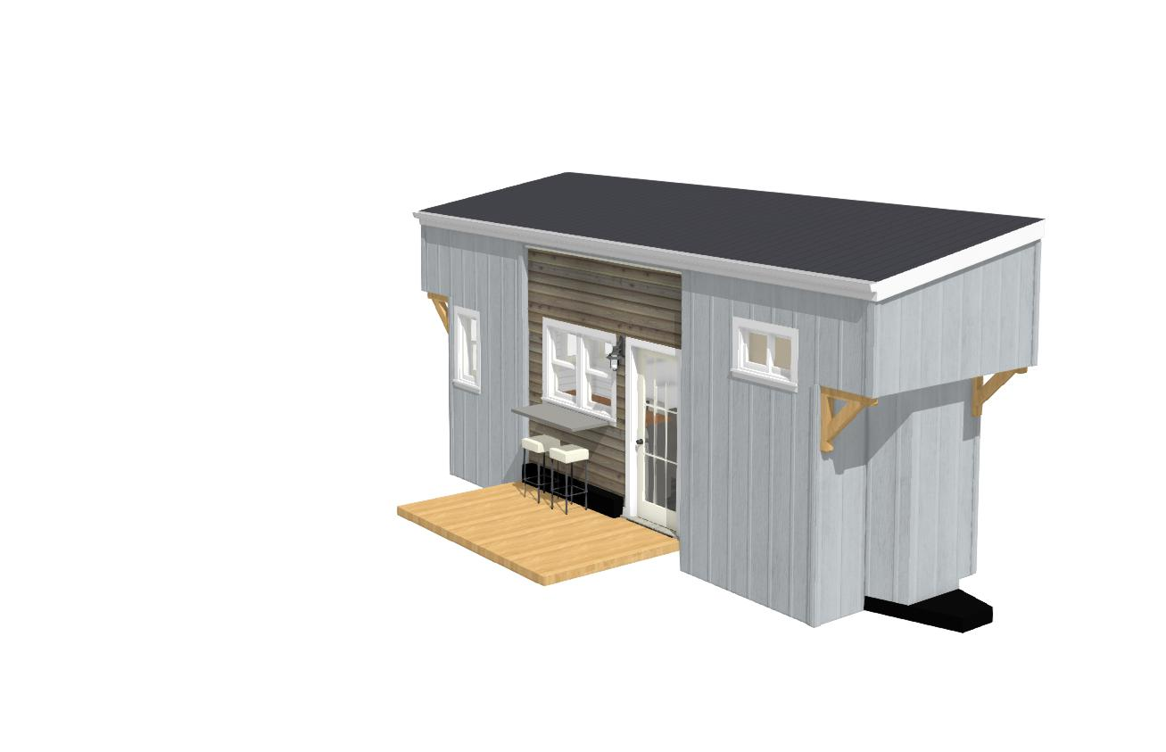 22' Tiny Home 3D View 3.jpg
