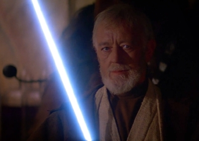 """Obi-Wan Kenobi:  """"Luke, you're going to find that many of the truths we cling to depend greatly on our own point of view. The truth is often what we make of it; you heard what you wanted to hear, believed what you wanted to believe."""""""