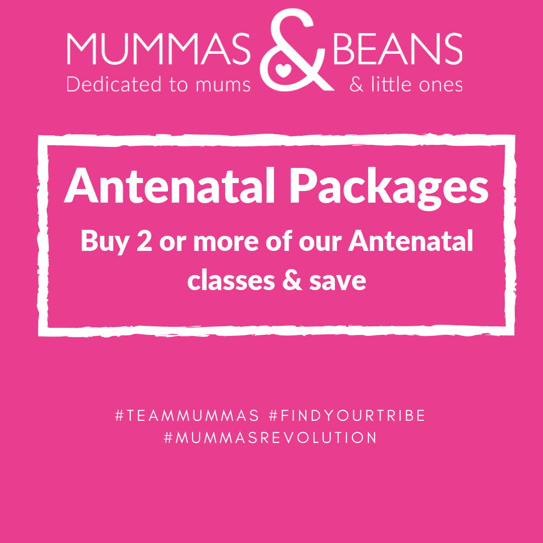 Antenatal Packages  - Buy 2 (or more) courses above and save
