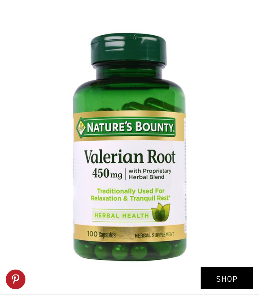 Nature's Bounty  Valerian Root ($5)