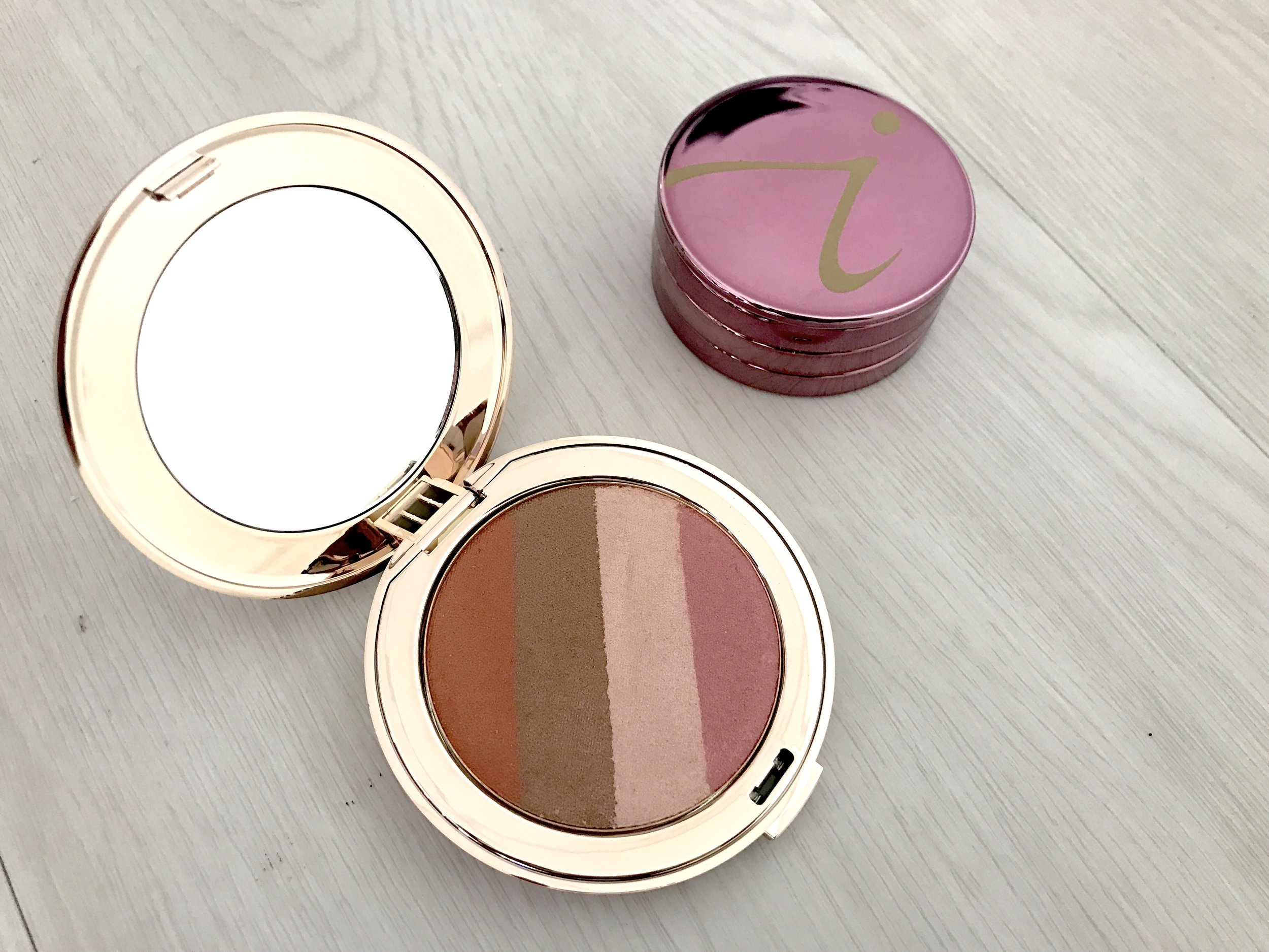 Jane Iredale Winter/Holiday   Dream, Shimmer, Flourish.  Collection.  ($65,  janeiredale.com )