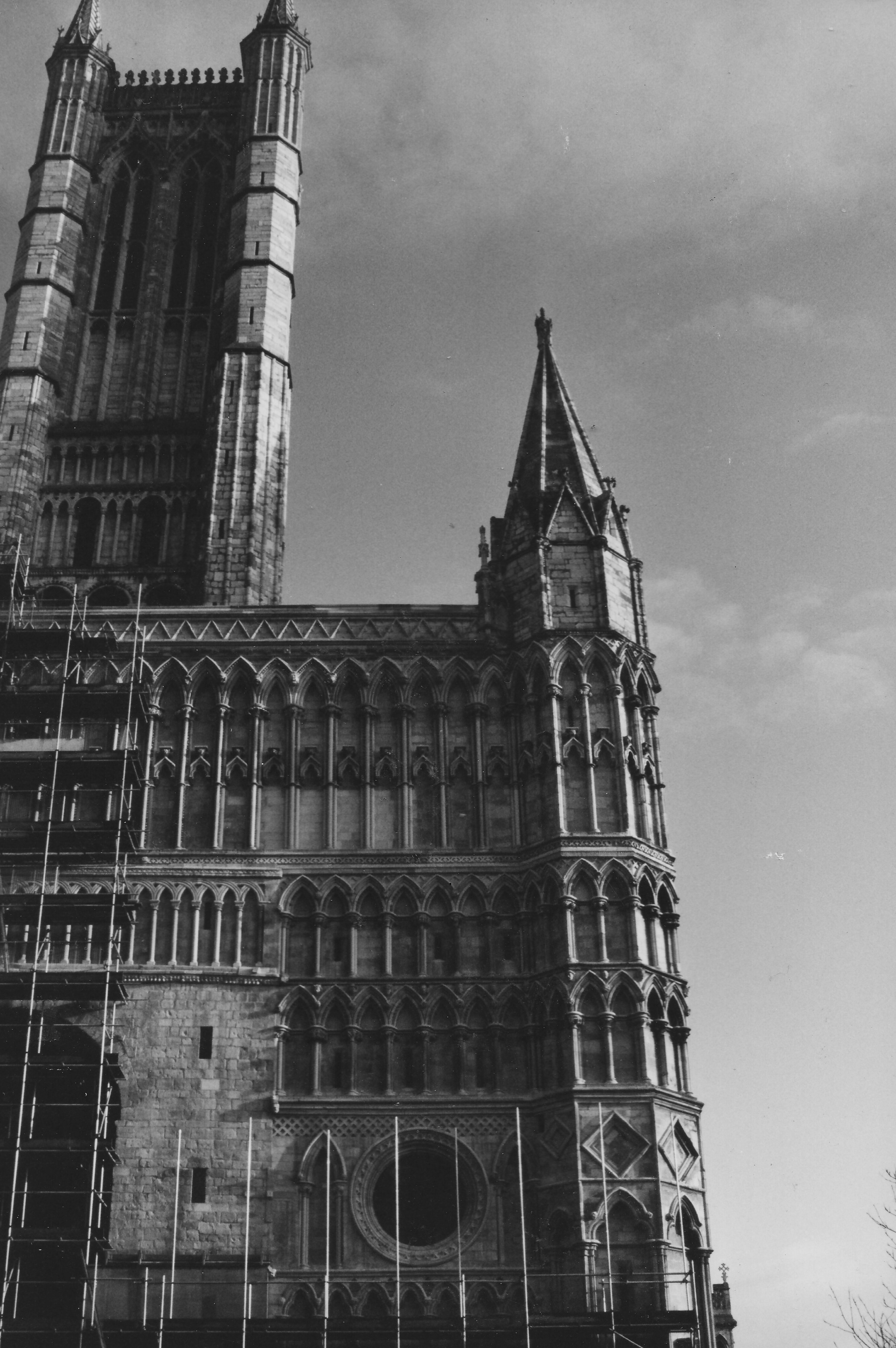 Lincoln and Wells Cathedral