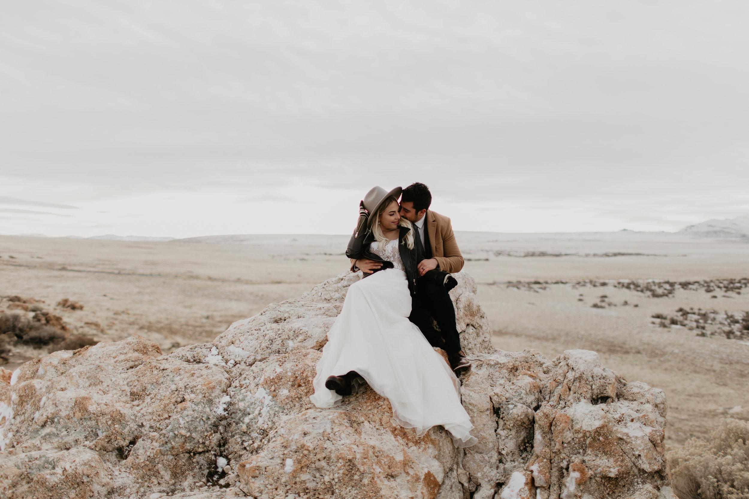 Brady + Jessica - bridals