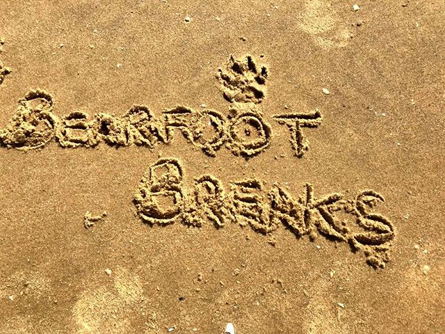 Erm ... Bearfoot Breaks is on a break!  . . . #envacances #vacancesenfrance #frenchholiday #weekendoff #ourhappyplace #cotesauvage #bearfootbreaks #bearfootbootcamp
