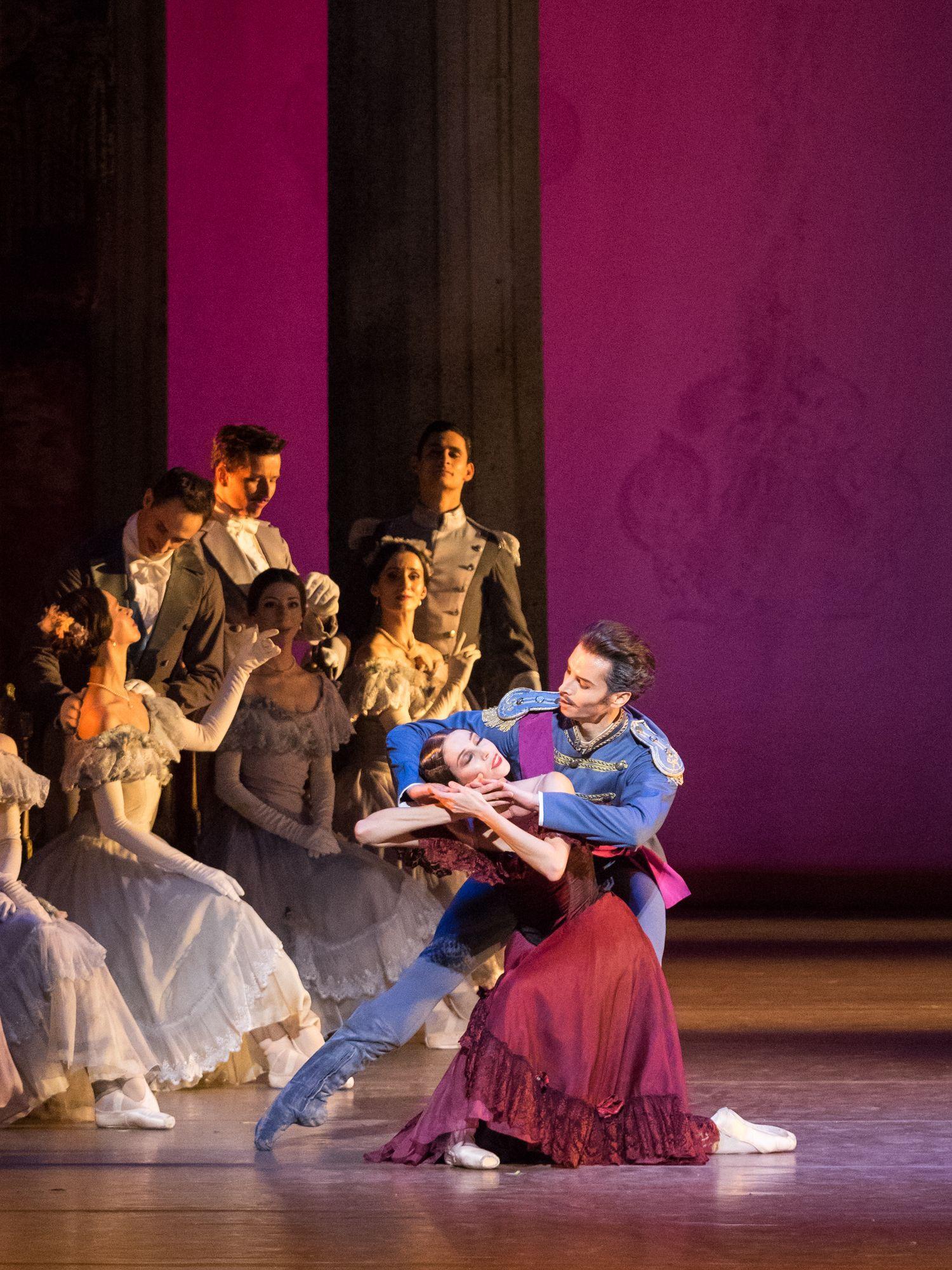 Alexandru Tcacenco/Maria Yakovleva: Copyright Wiener Staatsoper/Ashley Taylor