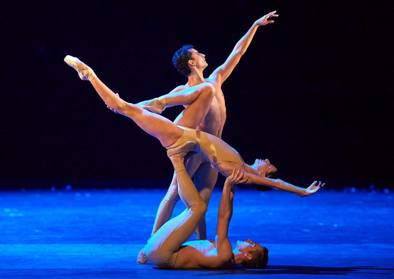 Gala Jovanovic/Greig Matthews/Richard Szabo (Copyright: Wiener Staatsoper/Michael Pöhn