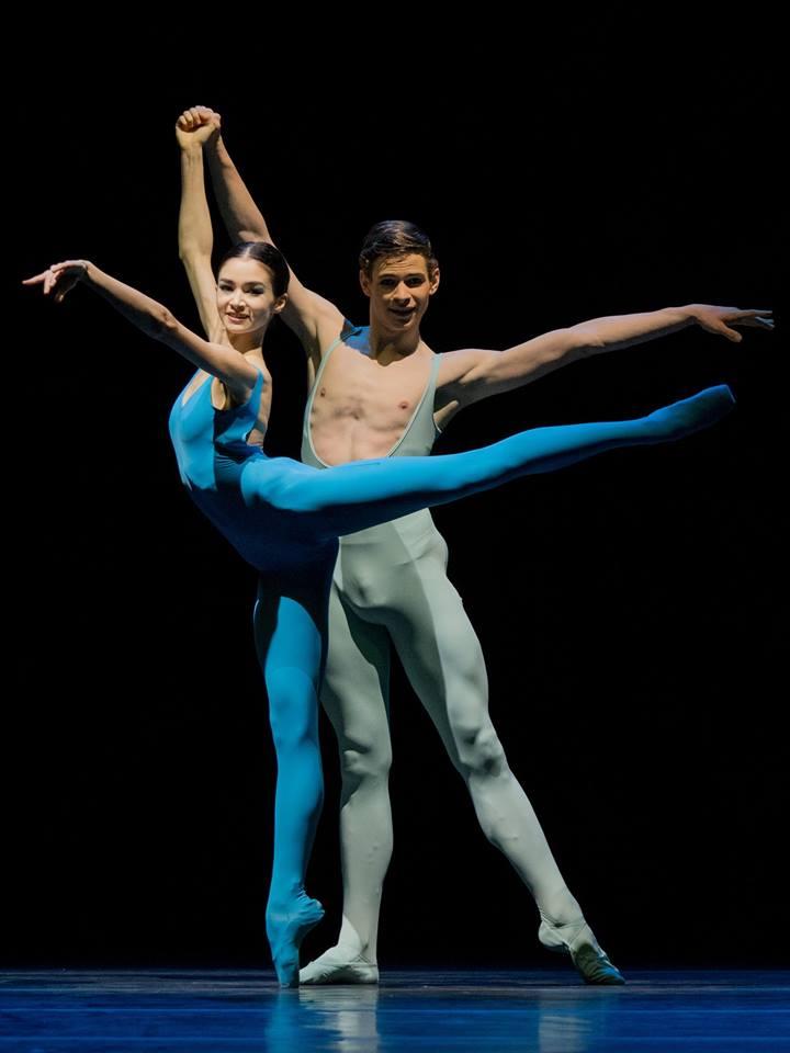 Maria Tostunova & Jakob Feyferlik (Copyright: Ashley Taylor)
