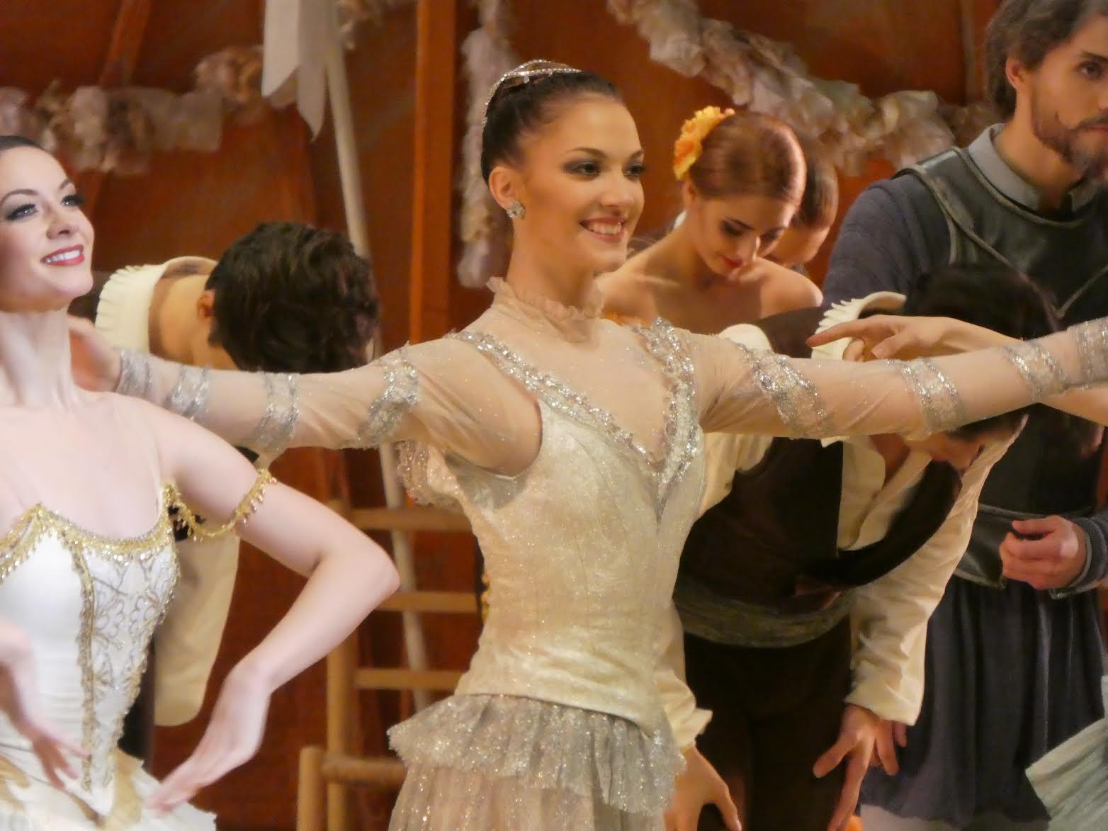 Prisca Zeisel: January 11th (Dulcinea)
