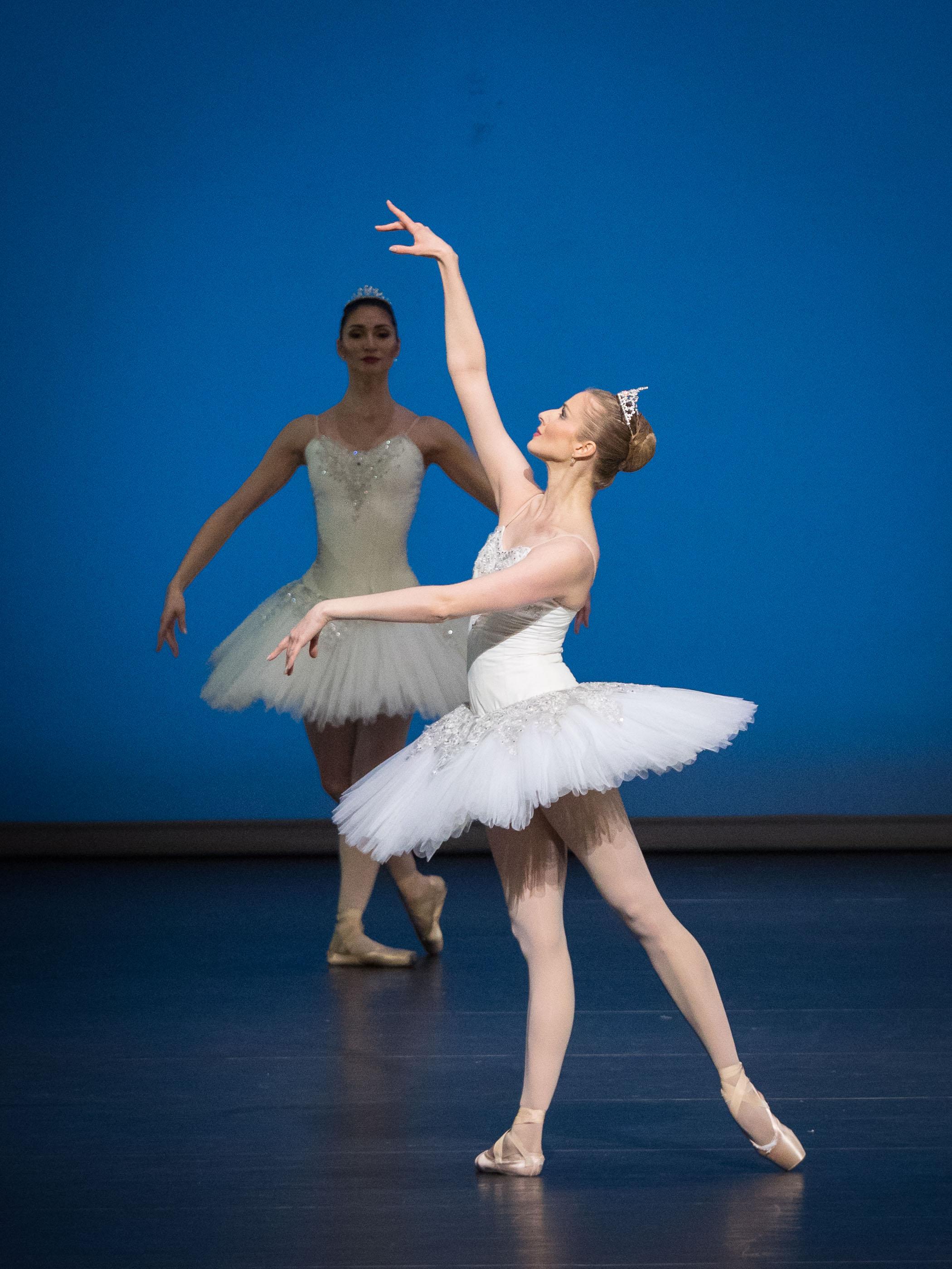 """Symphony in C"" (Balanchine). Copyright: Ashley Taylot / Vienna State Ballet"