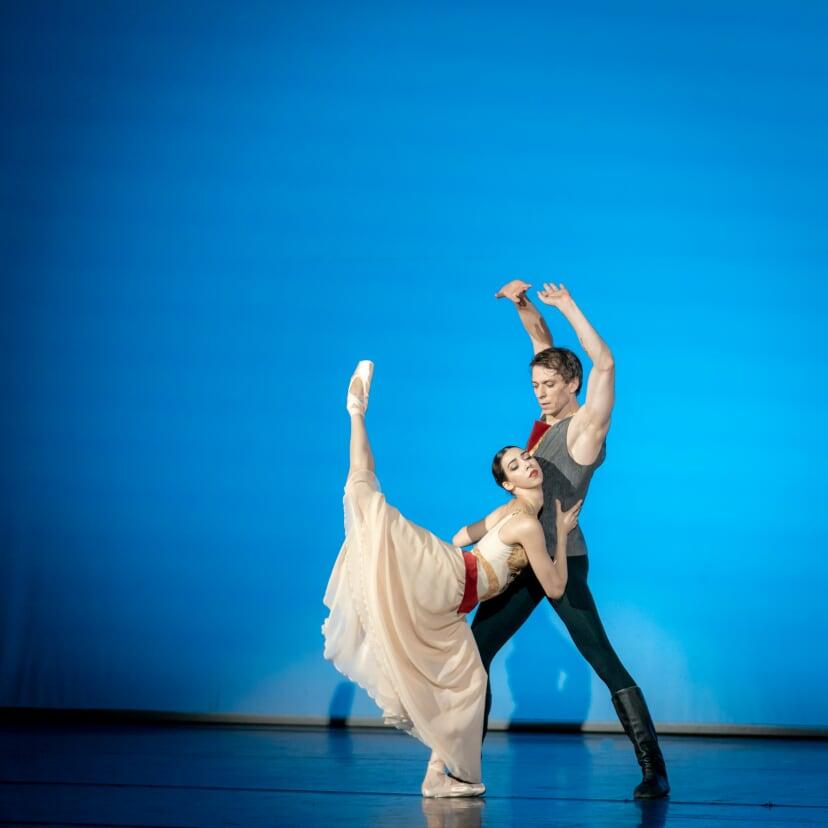 Ana Turazashvili / Denis Savin. Copyright: Jack Devant