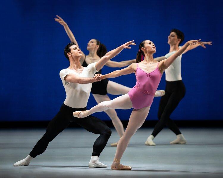 Davide Dato & Kiyoka Hashimoto / Copyright: Ashley Taylor  / Vienna State Ballet