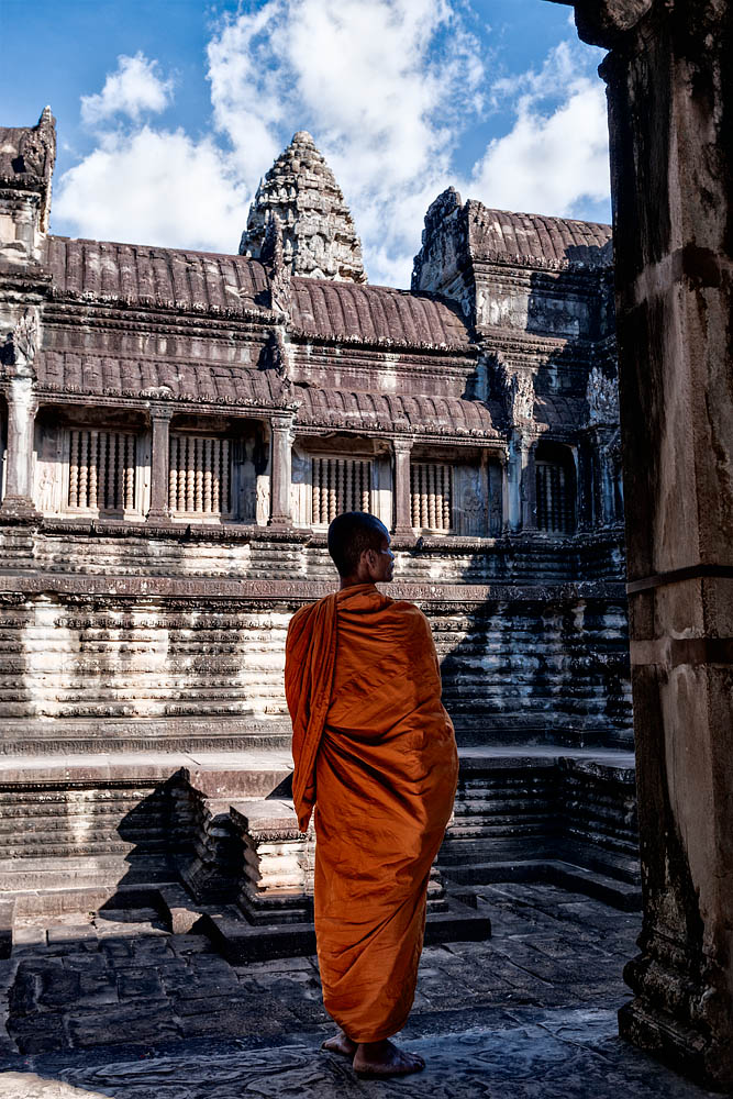 Monaco a Angkor Wat