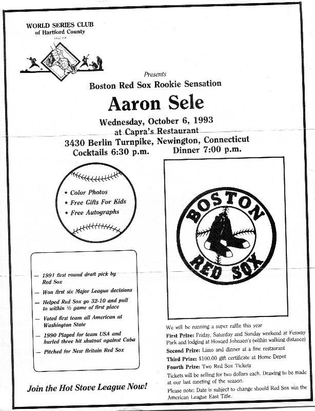 19931016 Aaron Sele flyer.jpg