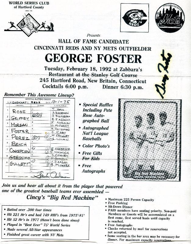 19920218 George Foster flyer.jpg